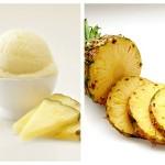 Înghețată de Ananas și Iaurt