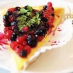 Prăjitură cu Vișine și Iaurt Rețetă