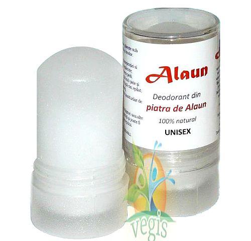 Deodorant cu Piatră de Alăun