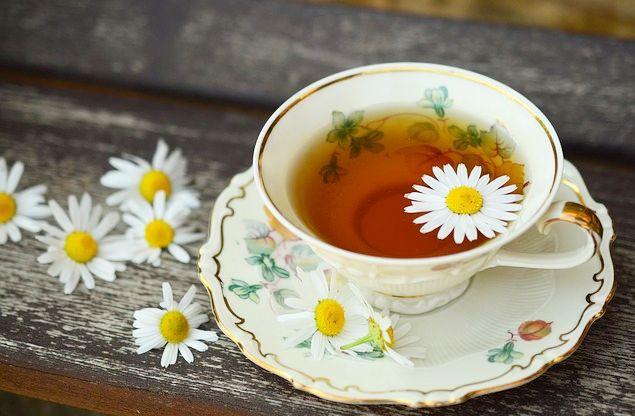 Ceai de Mușețel Pentru Tiroidă