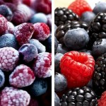 Congelarea Fructelor