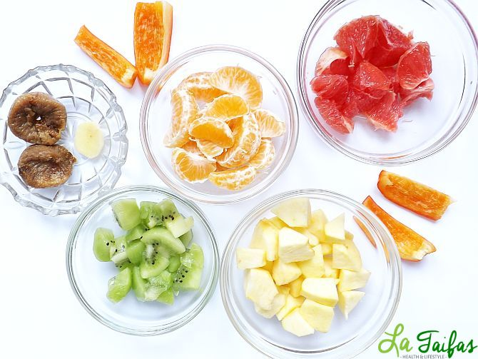 Suc Bogat în Vitamina c Rețetă