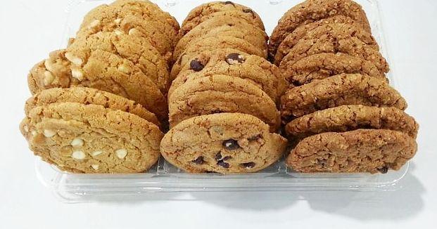 Biscuiți de Casă Fără Făină, Ulei sau Zahăr