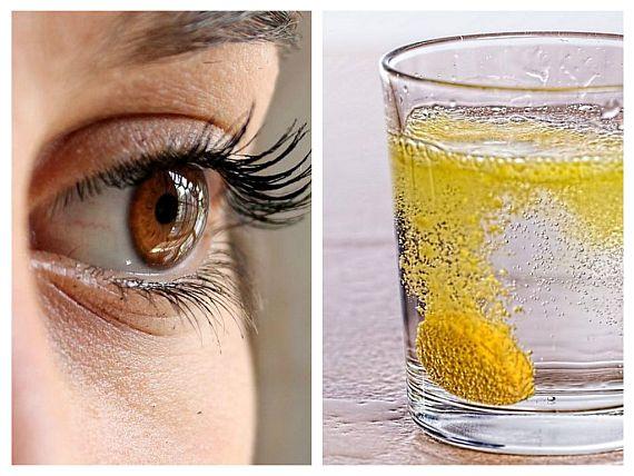 lipsa de vitamine semne la nivelul ochiilor