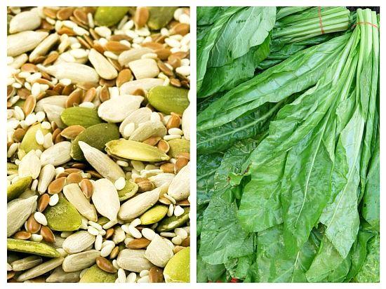 Alimente Bogate în Magneziu