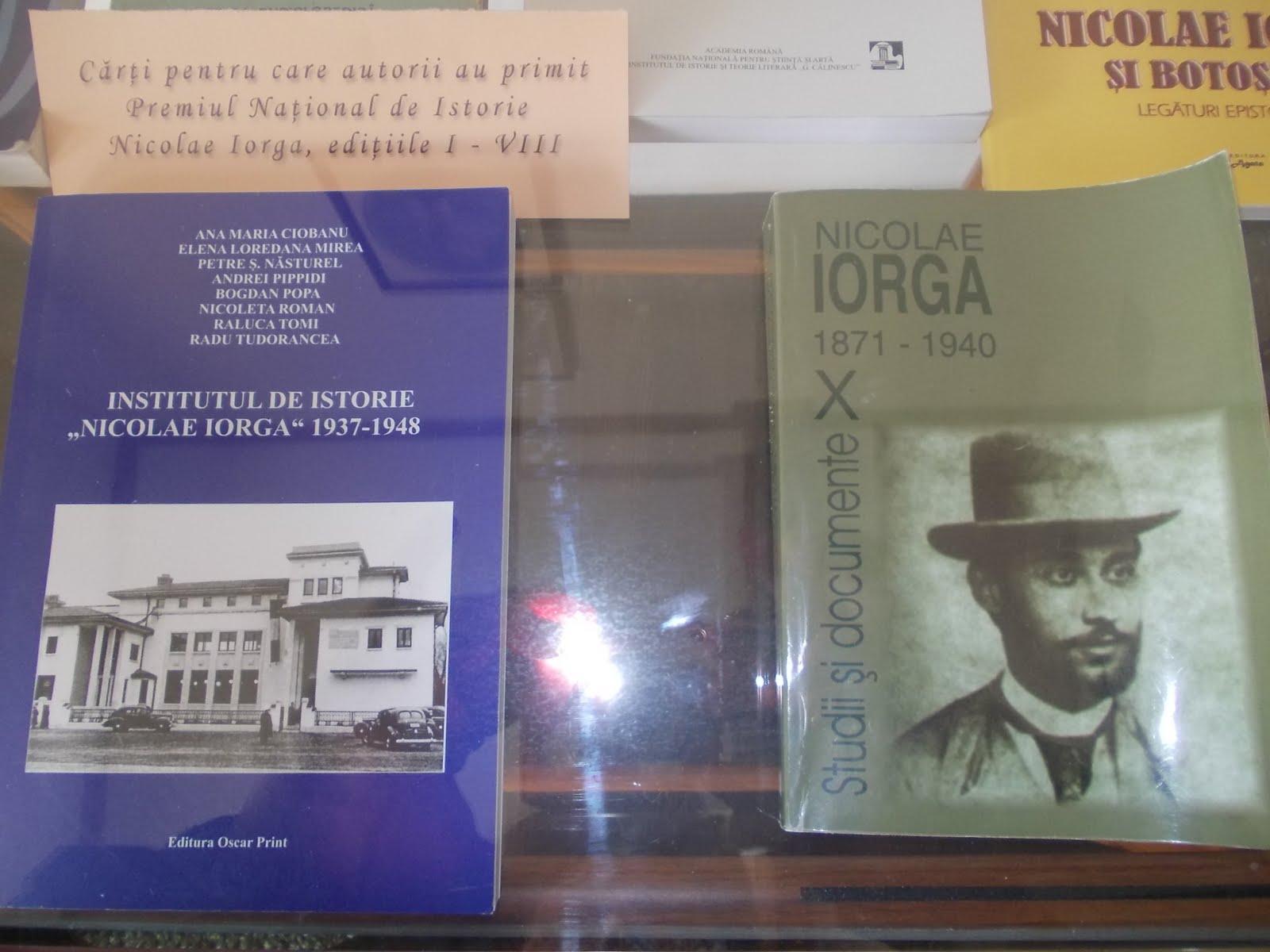 Casa Memorială ''Nicolae Iorga''