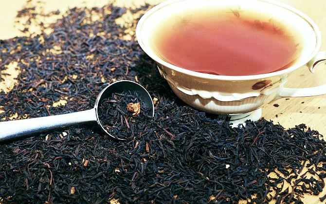 Ceaiul Verde Scade Riscul de Cancer Ovarian