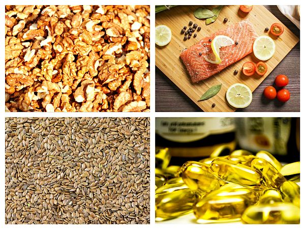 Alimente Bogate în Omega-3