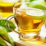 Ceai Verde cu Lămâie - Cancer Ovarian