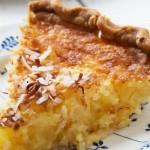 Prăjitură cu Nucă de Cocos și Ananas
