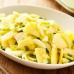 Salată de Ananas Pentru Digestie