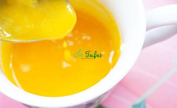Gălbenuș de Ou cu Miere