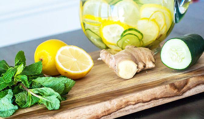 Limonadă Pentru Slăbit