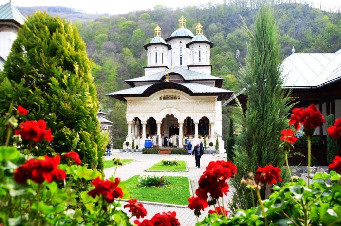 Mănăstirea Lainici