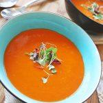 supa de rosii si castraveti la rece, pentru sanatarea creierului