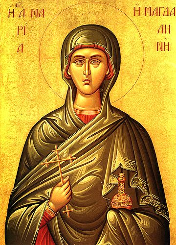 Sfânta Mironosiță Maria Magdalena