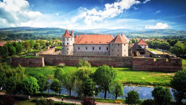 Cetatea Făgăraș