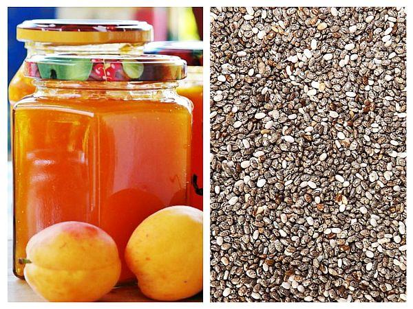 Gem de Caise cu Semințe Chia