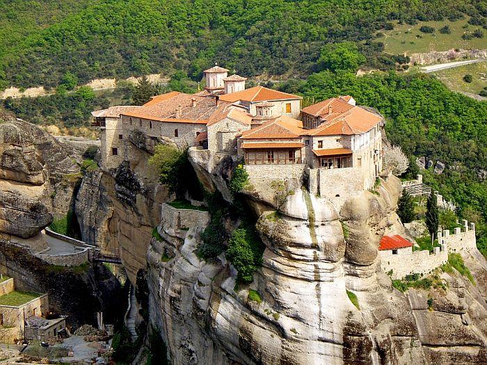 mănăstiri din meteora