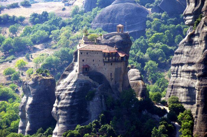 mănăstirile din meteora