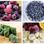 Congelarea Fructelor și Legumelor