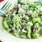 Salată de Broccoli cu Maioneză