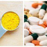 Turmeric vs. Aspirină