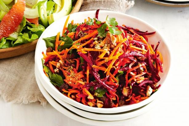 Salată de Sfeclă și Morcov