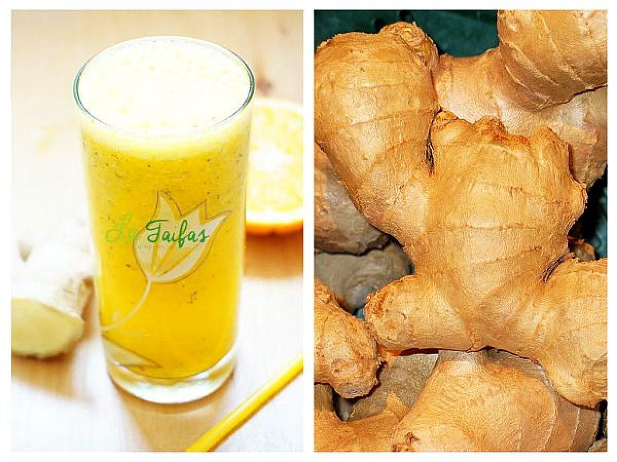Beneficiile ghimbirului: cum să prepari cel mai sănătos suc - Dietă & Fitness > Nutritie - kozossegikartya.ro