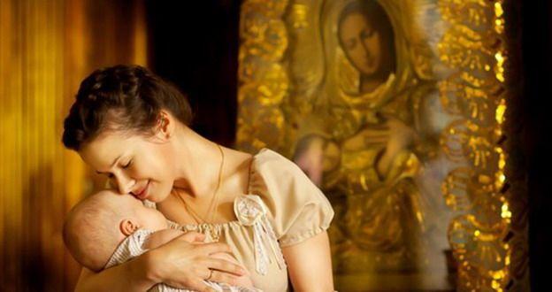 rugaciunea femei insarcinate