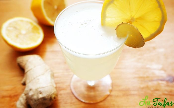 limonada cu ghimbir pentru slabit
