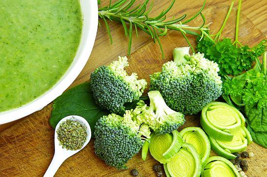 broccoli ajută să piardă în greutate)