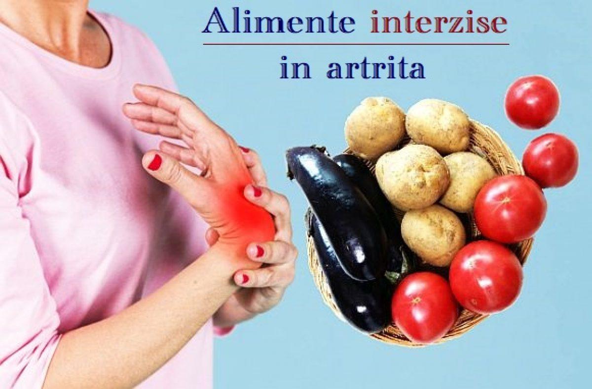 Dieta pentru cei cu poliartrită reumatoidă