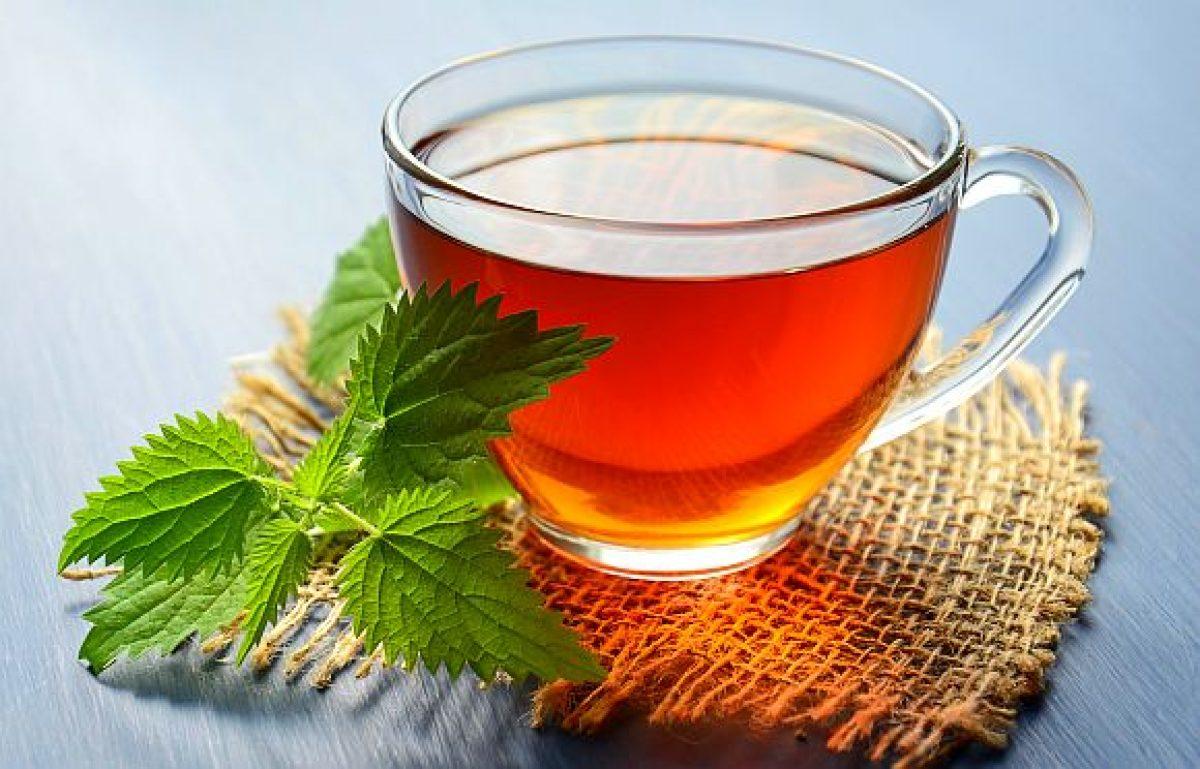 ceai de urzica cu ghimbir