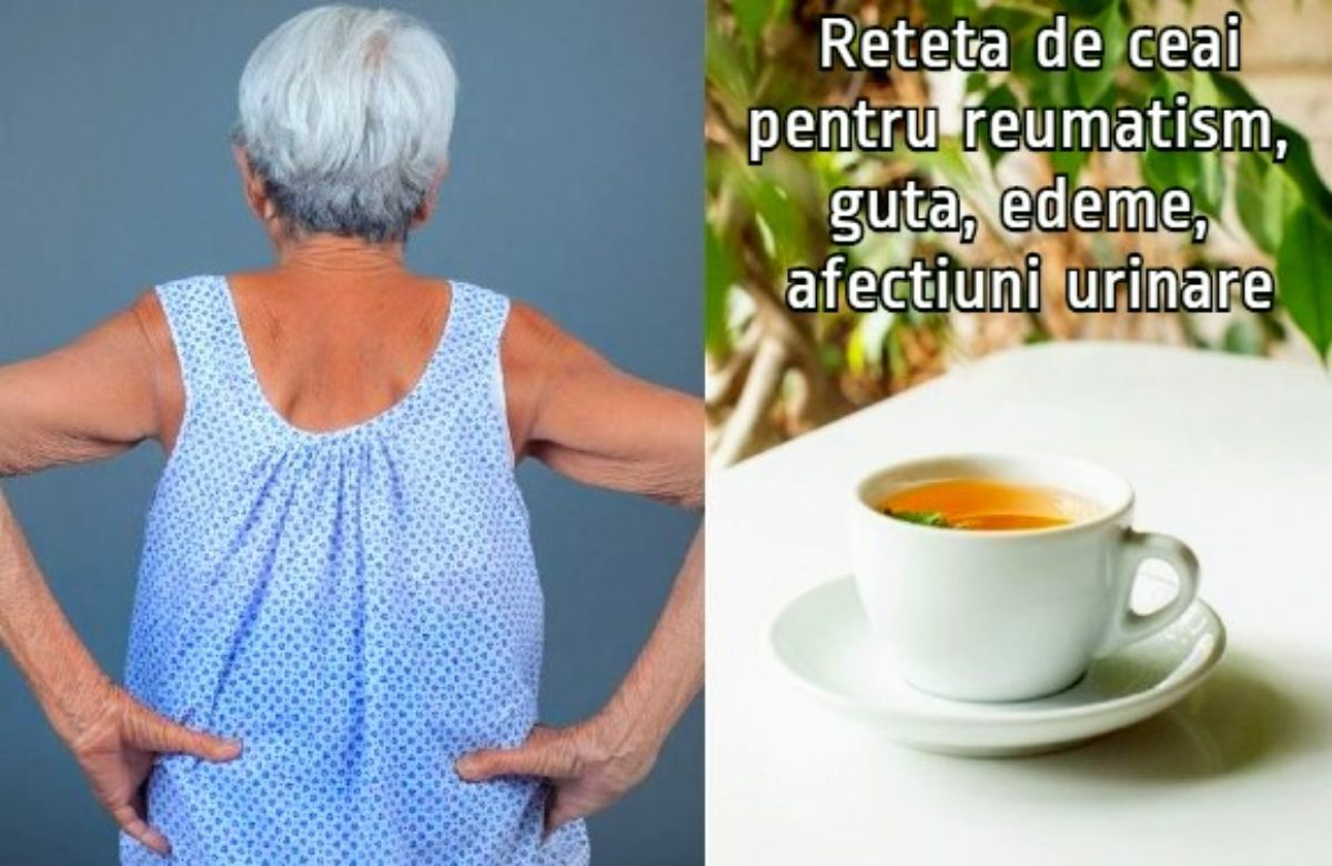ceai antireumatic