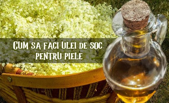 Tinctură de Flori de Soc, 50 ml, Hofigal : Farmacia Tei online