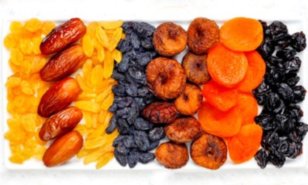 ce fructe uscate ajuta la slabit